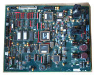 Control circuit board for ECRM image setters Type 24507 Rev. 08