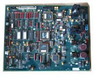Steuerplatine für ECRM Belichter Typ 24507 Rev. 08
